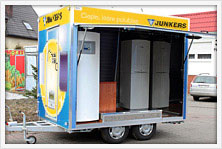 The manufacturer of commercial trailers