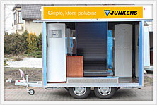 Exhibition trailer manufacturer