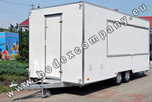 Producer of exhibition trailers