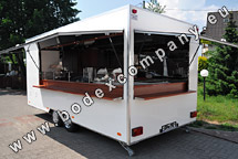 Producer of commercial trailers