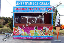 Producer of trailers for american ice cream