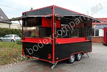 Manufacturer of commercial trailers Bodex