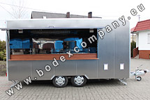 Producer of trailers for catering