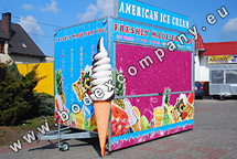 Producer of ice cream trailers